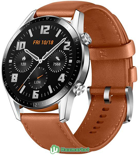 Умные часы Huawei Watch GT 2 Pebble Brown
