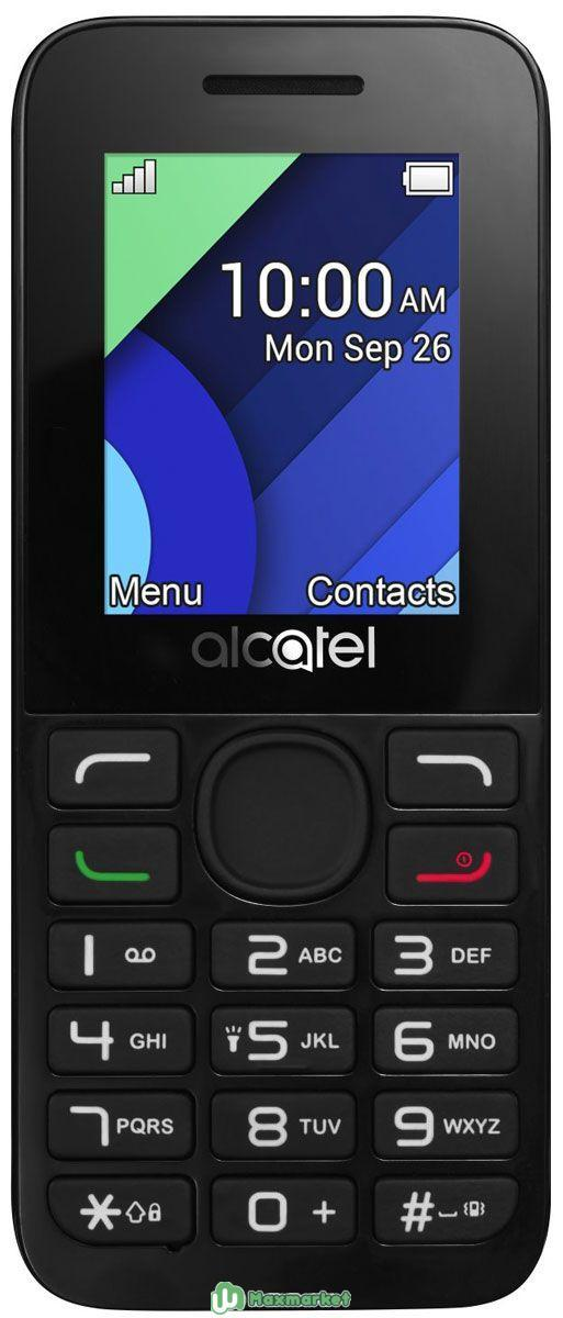 Alcatel 1054D, Charcoal Grey