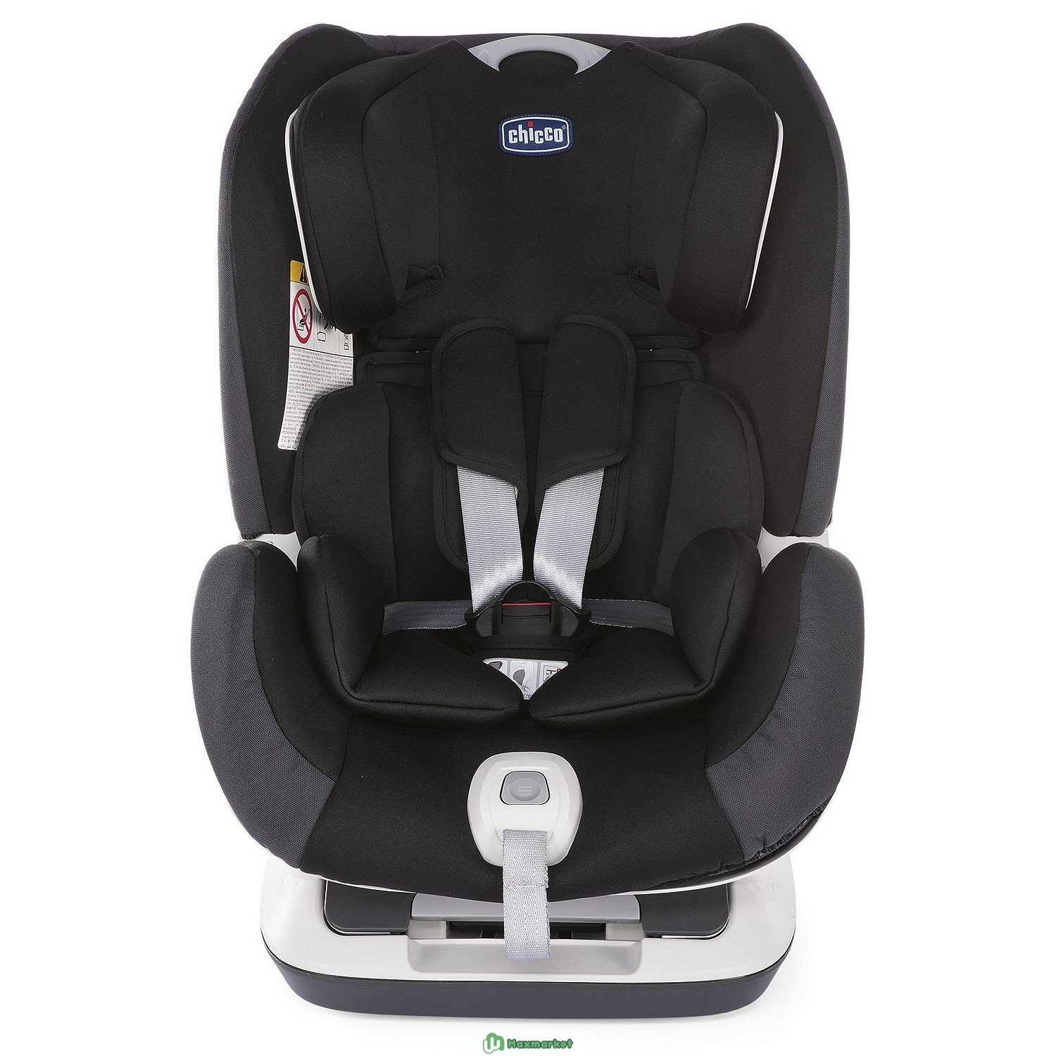 Автокресло Chicco Seat Up Jet Black
