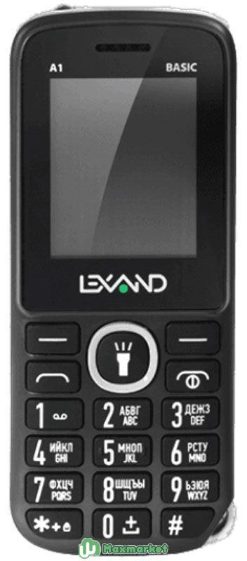 Lexand A1 Basic, Black