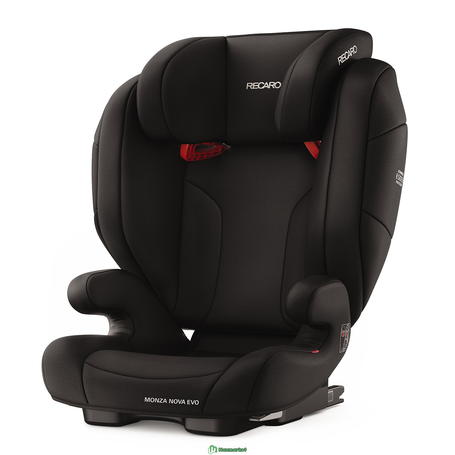 Автокресло Recaro Monza Nova EVO SF Performance Black