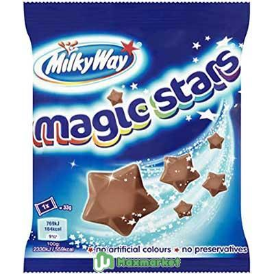 Шоколад Milky Way Magic stars 33гр.
